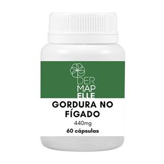 Composto para Gordura no Fígado 60 Cápsulas