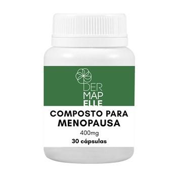 Composto para Menopausa 400mg