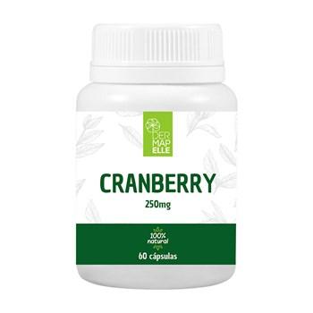 Cranberry 250mg 60 Cápsulas
