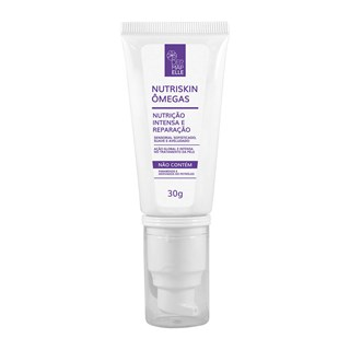 Creme Hidratante Facial Nutriskin Ômegas 30g