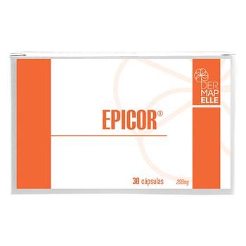 Epicor 200mg 30 Cápsulas