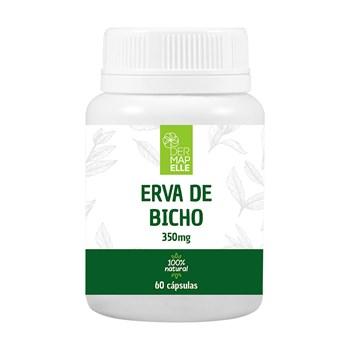 Erva de Bicho 350mg 60 Cápsulas