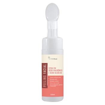 Espuma de Limpeza Facial Esfoliante 150ml