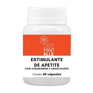 Estimulante do Apetite com Cobamamida e Associações 60 Cápsulas