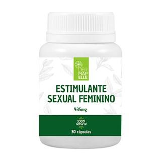 Estimulante Sexual Feminino 430mg 30 Cápsulas