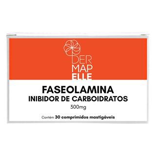 Faseolamina 300mg 30 Comprimidos Mastigáveis