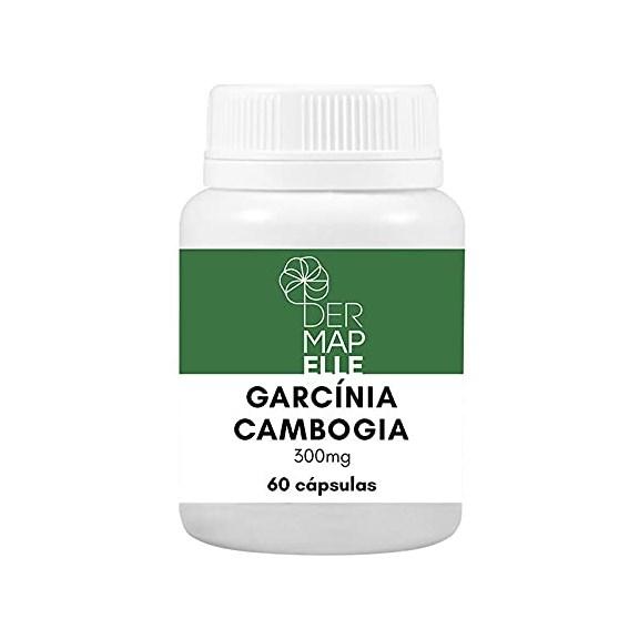 Garcínia Cambogia 300mg 60 Cápsulas