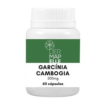 Garcínia Cambogia 500mg 60 Cápsulas