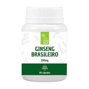 Ginseng Brasileiro 350mg 60 Cápsulas