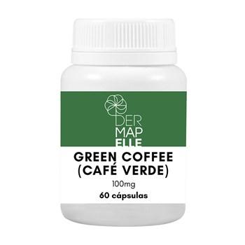 Green Coffee (Café Verde) 100mg 60 Cápsulas