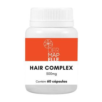 Hair Complex 500mg 60 Cápsulas