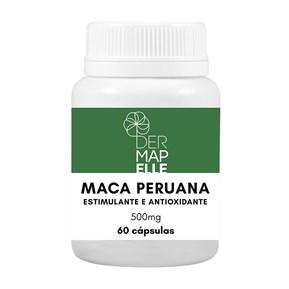 Produto Maca Peruana 500mg 60 Cápsulas