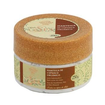 Manteiga de Cupuaçu Orgânico Home Spa 250g