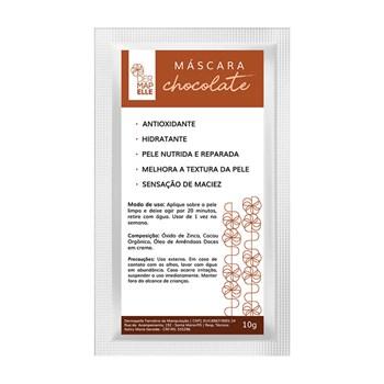 Máscara Hidratante de Chocolate 10g