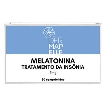 Melatonina 5mg 30 Comprimidos