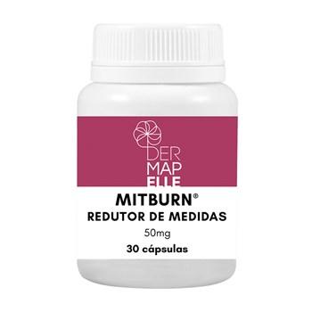 Mitburn® - Redutor de Medidas 50mg 30 Cápsulas