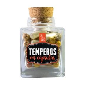 Mix de Temperos 50 Cápsulas