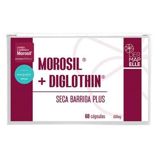 Morosil® + Diglothin® Seca Barriga Plus 60 Cápsulas