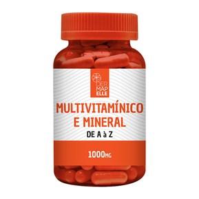 Multivitamínico e Mineral de A à Z 1000mg 30 Cápsulas