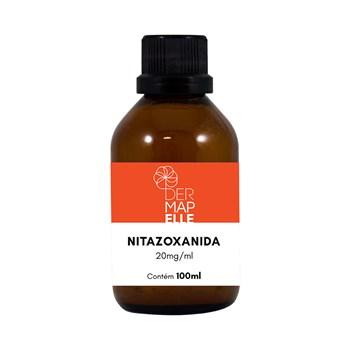 Nitazoxanida Xarope 20mg/100ml