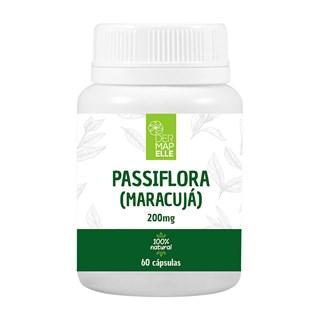 Passiflora Maracujá 200mg 60 Cápsulas