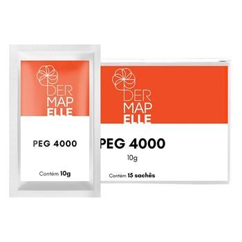 PEG 4000 caixa com 15 Unidades de 10g