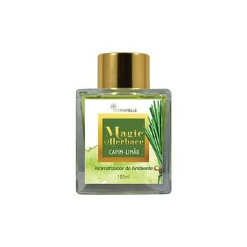 Perfume para Ambientes em Difusor Capim Limão 100ml
