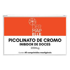 Produto Picolinato de Cromo - Inibidor de Doces 60 Comprimidos Mastigáveis