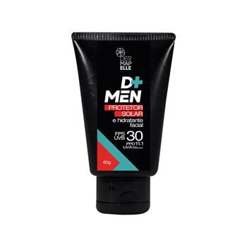 Protetor Facial com Extrato de Aloe Vera FPS 30 - Linha D+ Men 60g