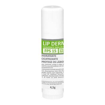 Protetor Labial Lip Derma FPS 15 4,5g