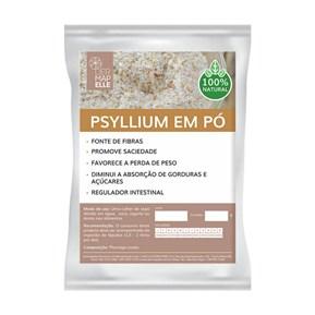 Psílio (Psyllium) em Pó 100g