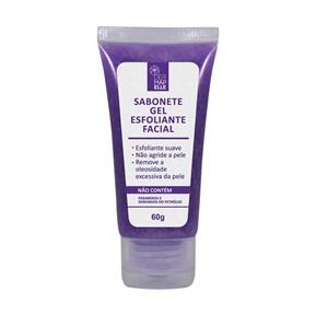 Sabonete Gel Esfoliante Facial 60g