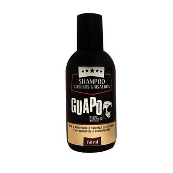 Shampoo Cabelos Grisalhos - Guapo 150ml