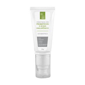 Skinbiotics - Creme Facial com Probióticos e Ácido Hialurônico 30g