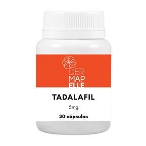 Produto Tadalafil 5mg 30 cápsulas
