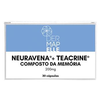 Teacrine + Neuravena - Composto da Memória 30 Cápsulas