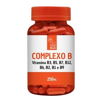 Vitaminas do Complexo B 250mg 60 Cápsulas